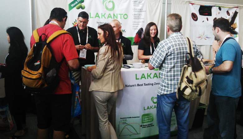 Saraya Canada participated in Natural Products Expo West 2014