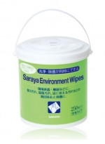 Saraya Surface Wipes