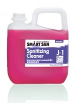 Smart San Sanitizing Cleaner J-1